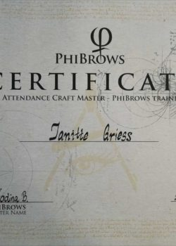 Phibrows-certificate-2